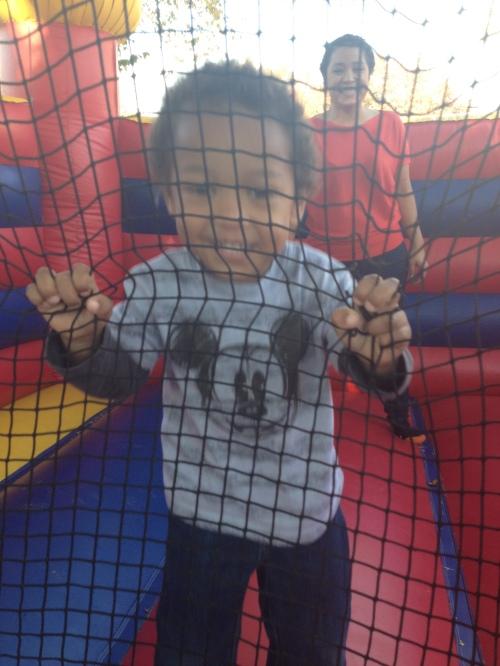 my nephew Caleob