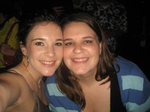 Beth & I